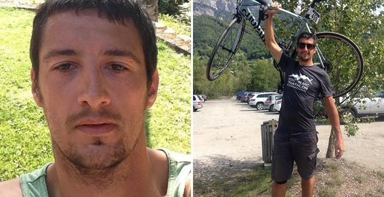 Brit cyclist shot dead in French Alps as he sped through woodland