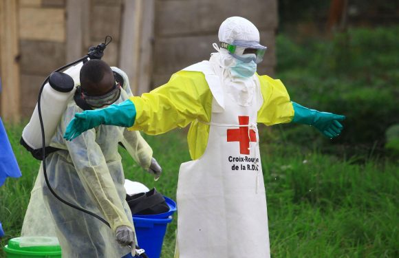 Congo rebels kill 13, abduct children at Ebola treatment center