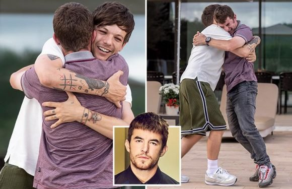 X Factor's Anthony Russell 'would be dead' if Louis Tomlinson 'hadn't of saved him' from drug addiction hell
