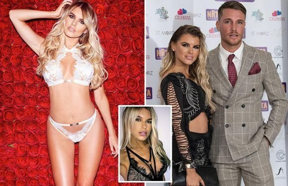 After losing out on Love Island romance, Hayley Hughes has now found love with DJ Tom Zanetti