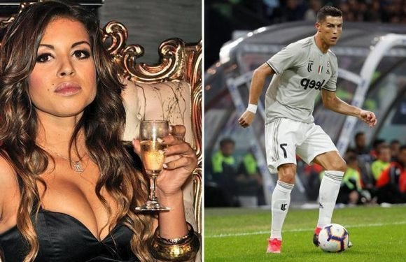 A 'bunga bunga' girl who claims she slept with Cristiano Ronaldo when she was just 17 has been dragged into his rape probe