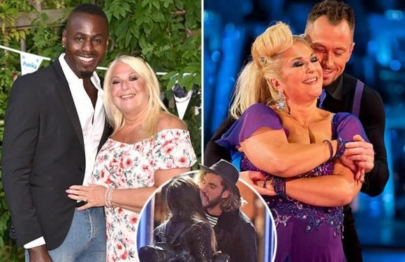 Vanessa Feltz reveals she spent four days 'passionately in love' with Strictly partner James Jordan despite being engaged to Ben Ofoedu