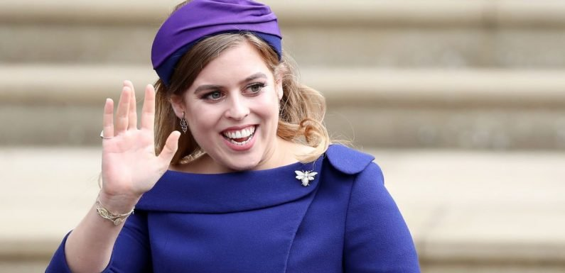 Princess Beatrice's Royal Bridesmaid Dress Is Fresher Than a Floral Slip, That's For Sure