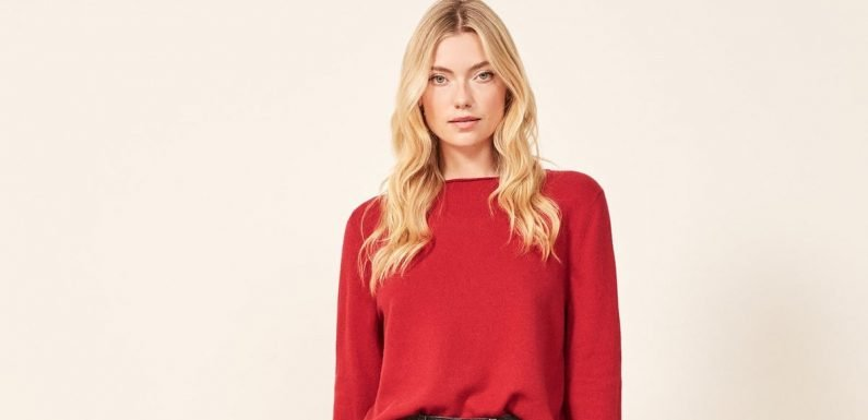 Cashmere Sweaters That Won't Break the Bank? You've Got Our Attention
