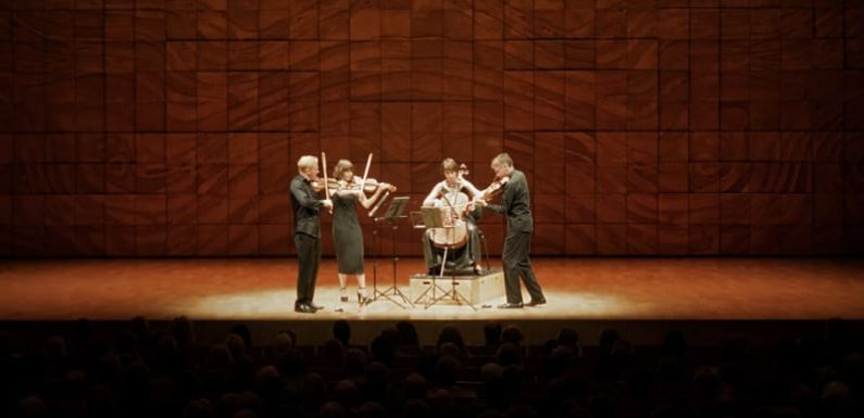 Business as usual for Australian String Quartet