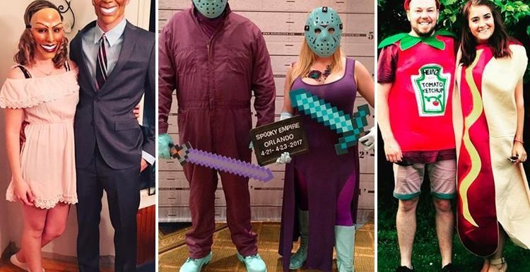 Halloween 2018 costume ideas for couples – from Game of Thrones to The Purge
