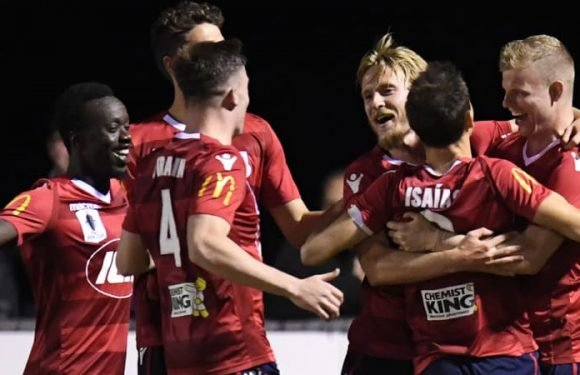 Adelaide through to second Cup final in a row after downing Greens