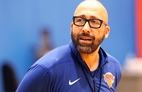 Opener special for Fizdale, even with Knicks' sad-sack hopes