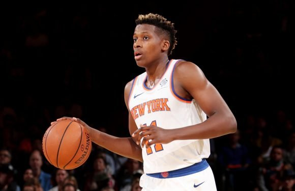 Ntilikina complicates his point-guard shot on bad day for Knicks