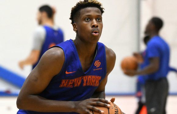 Knicks are ready to give Frank Ntilikina a major defensive test
