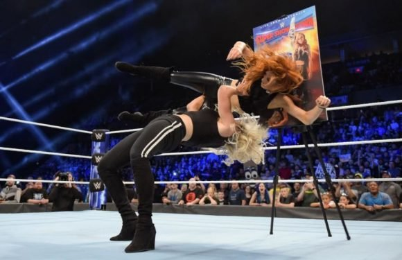 WWE SmackDown Live results: 4 things we learned as Charlotte Flair and Becky Lynch spar before Super Show-Down