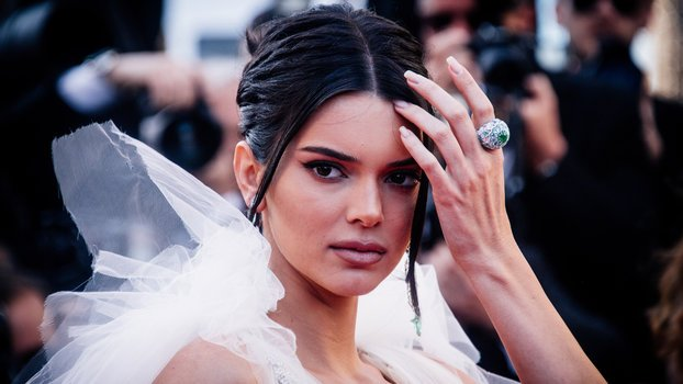 Kendall Jenner Posed in an Afro, and People Are Mad