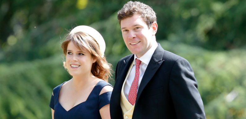 Princess Eugenie Will Reportedly Wear a Stella McCartney Wedding Gown Down the Aisle Today