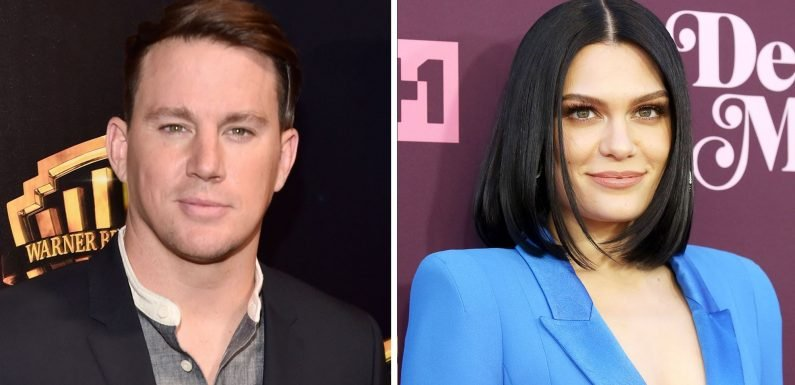 Channing Tatum Is Reportedly Dating Jessie J and We're Freaking Out