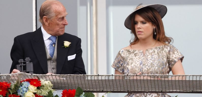 Prince Philip Hasn't Decided If He's Going to Eugenie's Wedding Yet