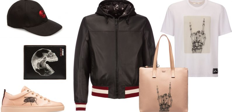 Bally Just Dropped a Street Style Capsule Collection with Shok-1 and Swizz Beats