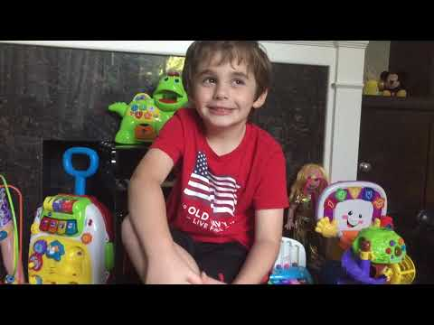 My 5 Y.O. Son Tells Me A Story, Plays The Piano, Is So Adorable!