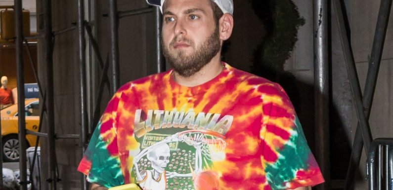 Why Jonah Hill, budding fashion icon, doesn't use a stylist
