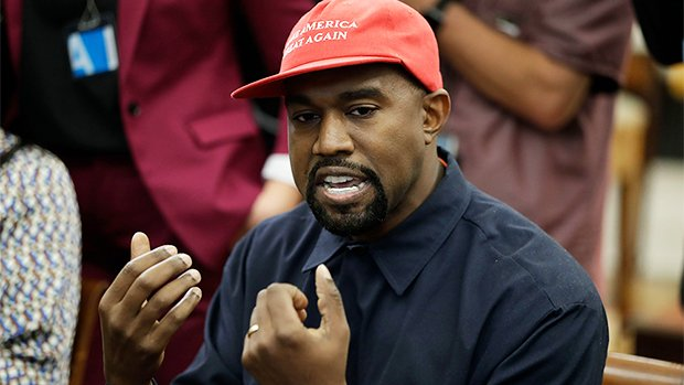 Kanye Slams Hillary Clinton At Trump Meeting: Insists 'There Needs To Be Male Energy In Oval Office'