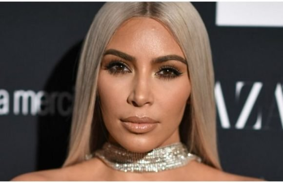 Kim Kardashian Drips Silver Tears In Latest Nude Instagram Photo
