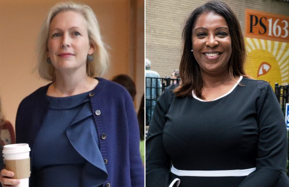 Now Kirsten Gillibrand and Letitia James are trying to dodge debates