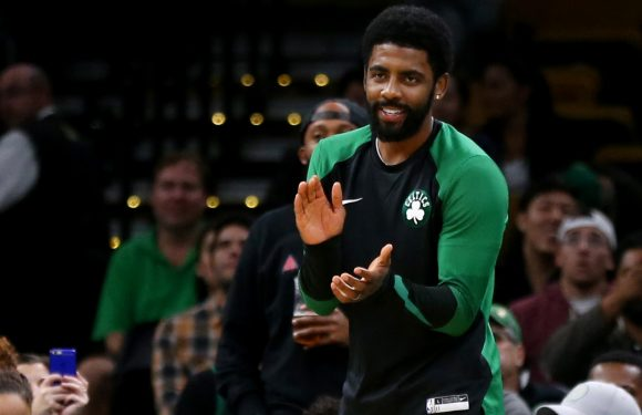 Kyrie Irving may have just dashed Knicks fans' dreams