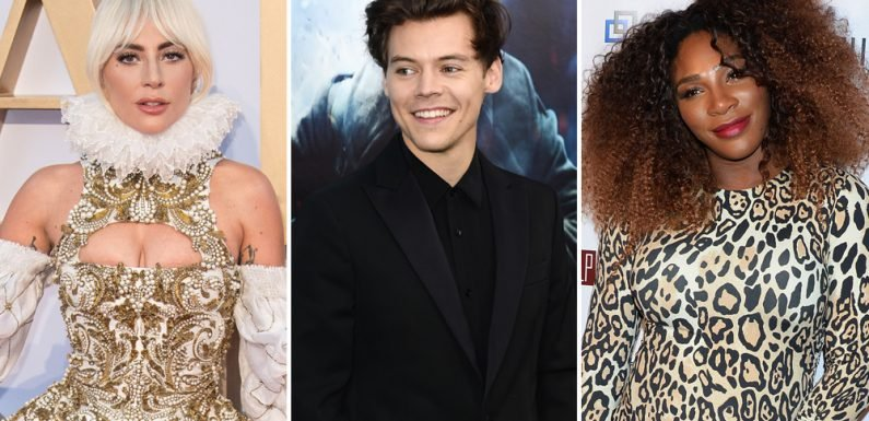 Lady Gaga, Harry Styles, and Serena Williams to Co-Chair 2019 Met Gala