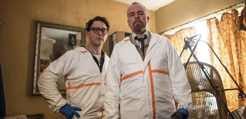 Inside No. 9 reveals details of live Halloween episode – and it sounds terrifying