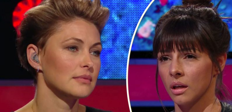 Big Brother host Emma Willis admits she struggled to stay impartial during Roxanne Pallett interview