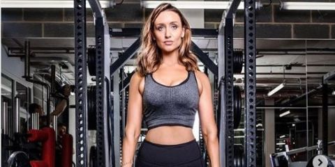 Former Coronation Street star Catherine Tyldesley reveals her 12-week body transformation