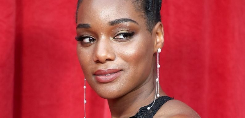 Hollyoaks star Rachel Adedeji opens up about her mental health after giving birth in honest new interview