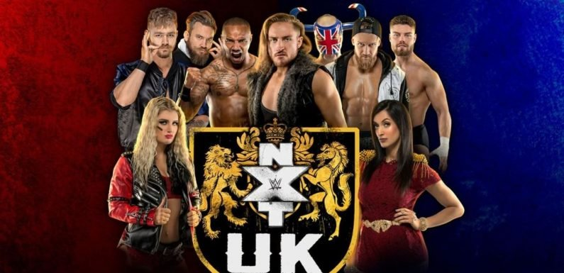 Here's when WWE is launching its UK-based NXT show on its streaming service