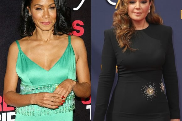 Jada Pinkett Smith & Leah Remini Have Ended Their Feud!
