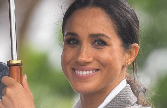 Meghan Markle Just Proved She's The Queen Of Comfy Shoes With These Adorable Ankle Boots