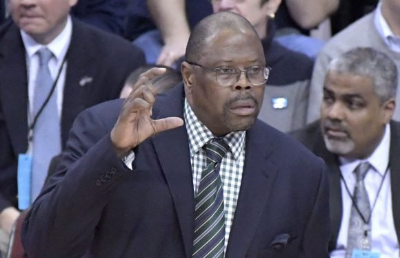 Knicks 'shocked' and buzzing after surprise Patrick Ewing speech