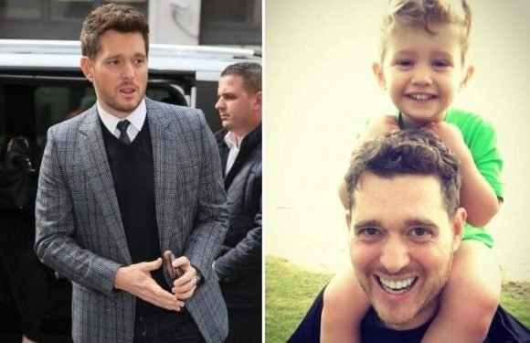 Michael Buble reveals he quit social media after son's cancer diagnosis and will never go back