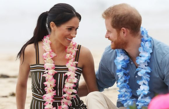 The Cutest Things Meghan & Harry Said About Their Baby on Royal Tour