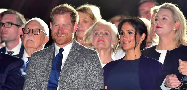 Prince Harry Addresses Meghan's Pregnancy at Invictus Games Ceremony