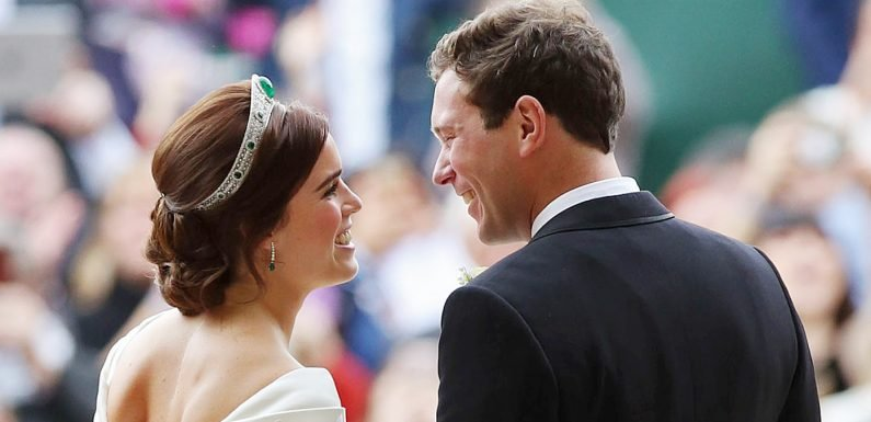 Princess Eugenie Proudly Displayed Back Scar at Royal Wedding