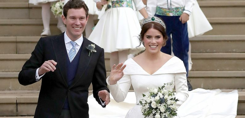 All About Princess Eugenie's Wedding Dress