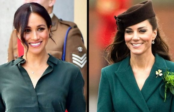 Both Duchess Kate and Duchess Meghan Love to Wear This Color