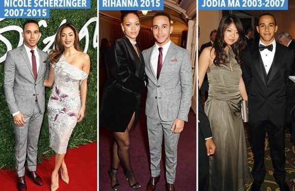 Who has Lewis Hamilton dated? From Nicole Scherzinger and Rita Ora to Danielle Lloyd – F1 champ's definitive girlfriend list