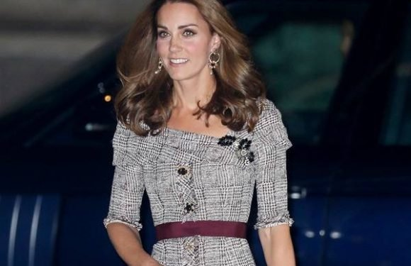 See Kate Middleton's Night Out at the Museum Look