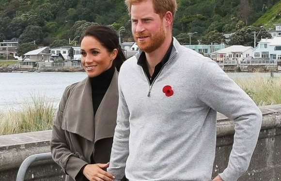 Meghan Markle & Prince Harry Give Sweet Treats to Young Royal Admirers