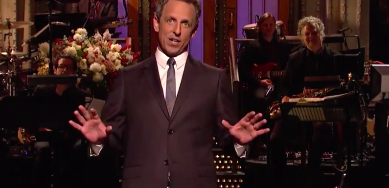 'Saturday Night Live' recap with host Seth Meyers