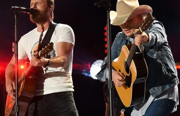 See Dierks Bentley, Dwight Yoakam's Rowdy 'Fast As You' at Hollywood Bowl