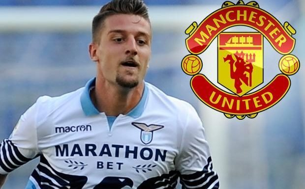 Manchester United boss Jose Mourinho plots club-record deal for Sergej Milinkovic-Savic