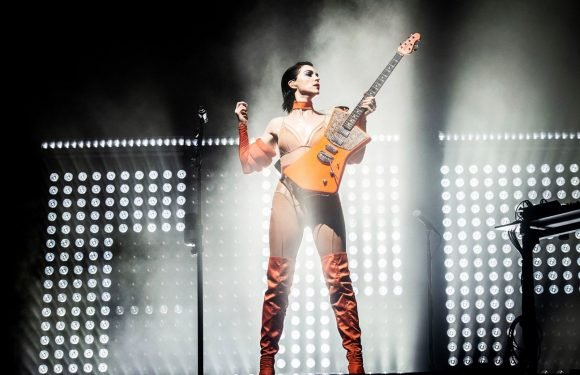 Song You Need to Know: St. Vincent, 'Hang On Me (Piano Version)'