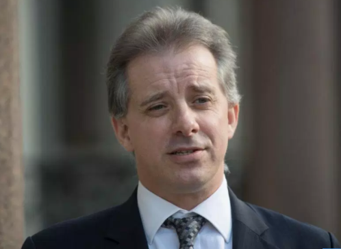 Ex-MI6 spy behind Donald Trump dirty dossier Christopher Steele breaks 18-month silence with veiled swipe at US president