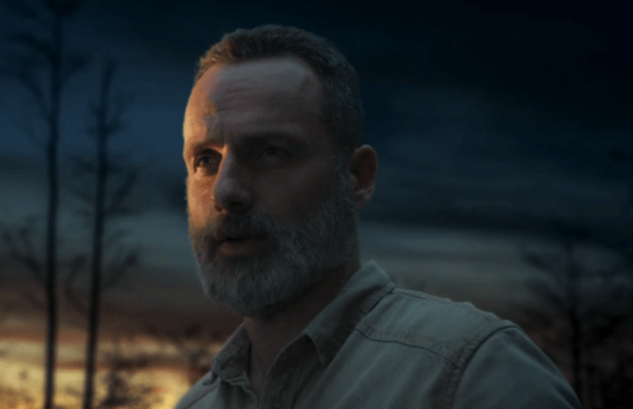 Why Andrew Lincoln Is Leaving 'The Walking Dead'